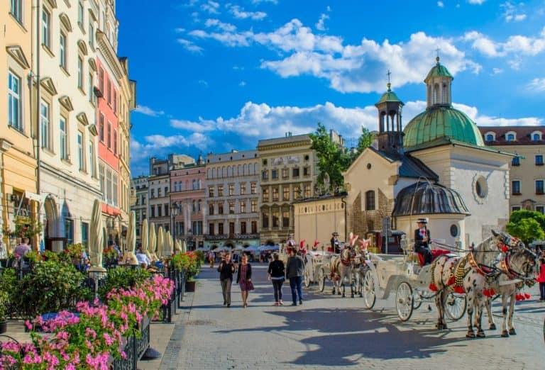 Wisła, Kazimierz, bary i klimat starego miasta – znajdź najlepszy Kraków hotel dla siebie!