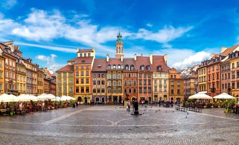 Miejskie ciekawostki – Warszawa