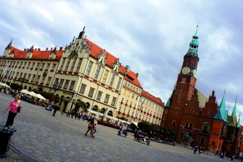 Miasta odgrywające rolę Europejskiej Stolicy Kultury