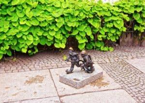 Historia wrocławskich krasnali