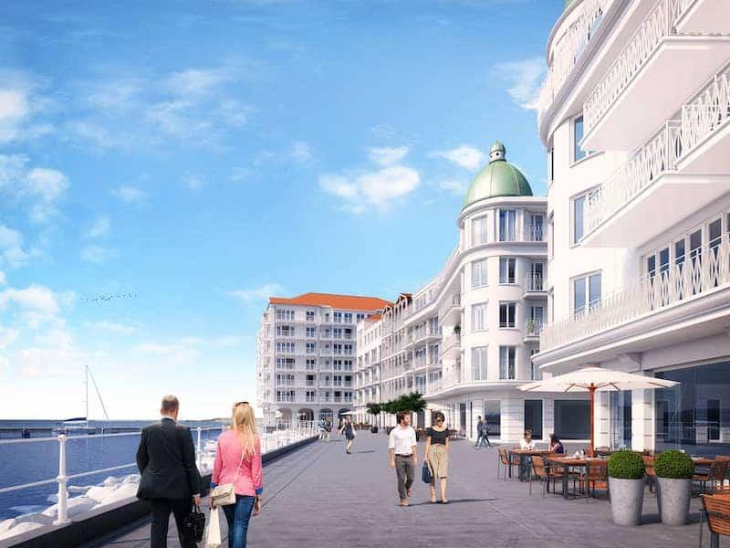 Apartament nad Morzem Bałtyckim, czyli romantyczne zachody słońca przez cały rok!