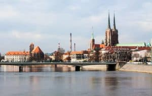 Wrocław – miasto stu mostów
