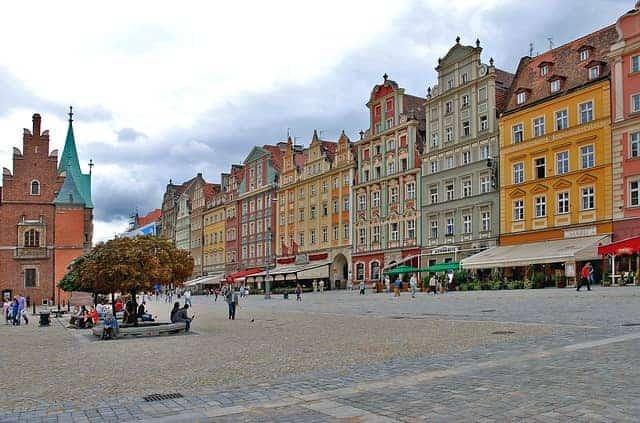 Weekend z dziećmi we Wrocławiu