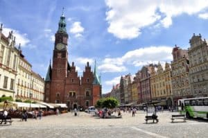 Gdzie spać z rodziną we Wrocławiu?