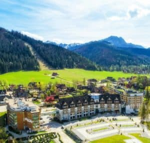 Jesienny wypad do Zakopca