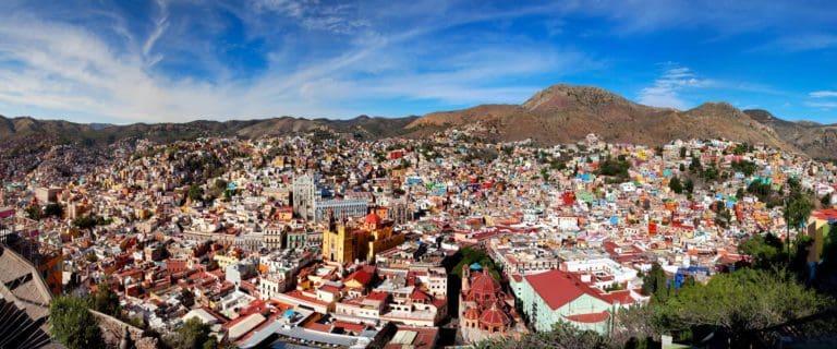 Krajoznawcze wycieczki objazdowe Meksyk