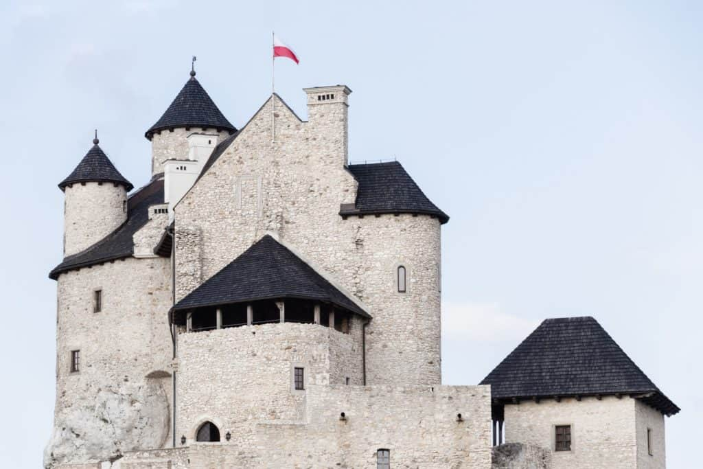 Najciekawsze zamki w Polsce