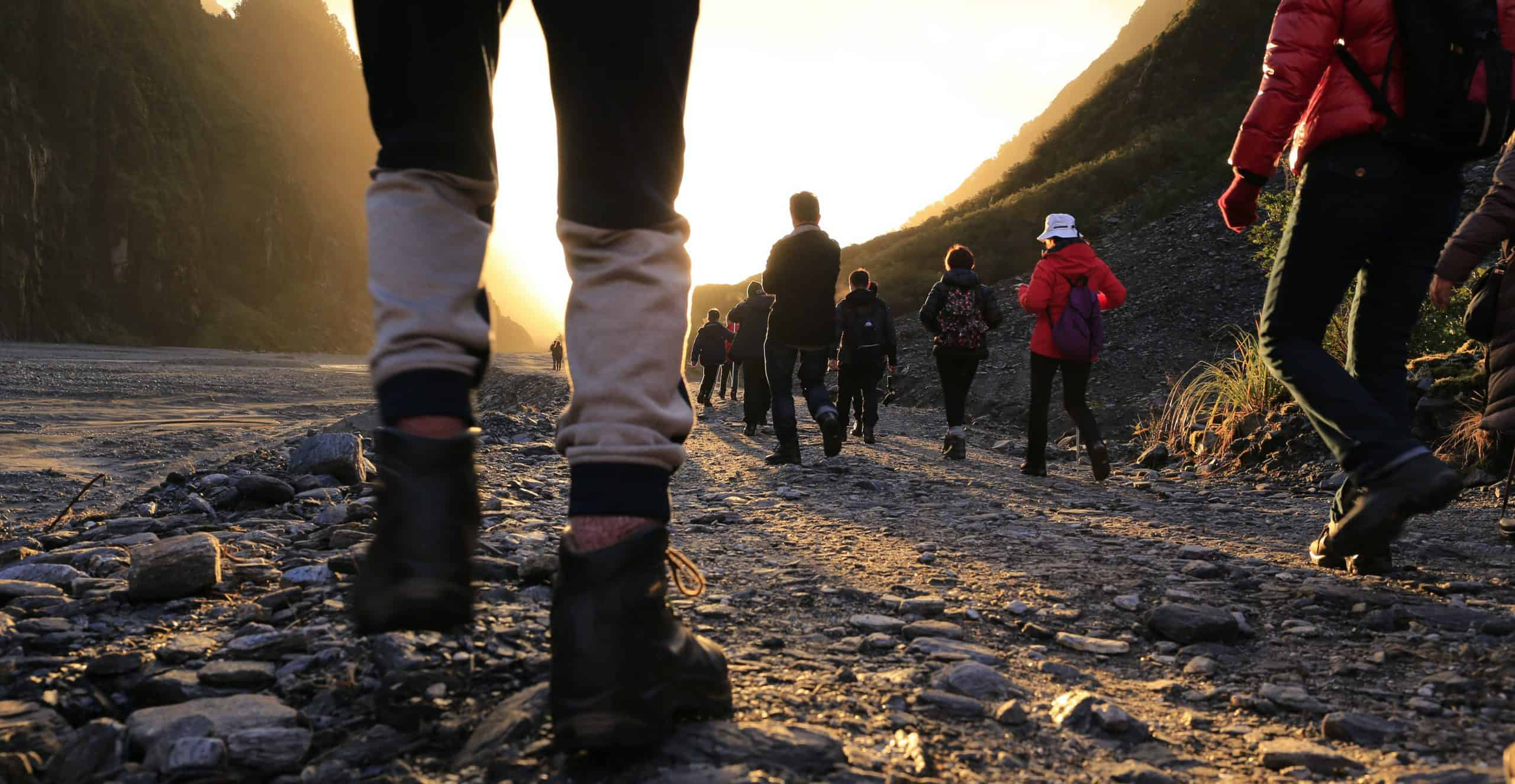 4 propozycje piesze wędrówki po górach