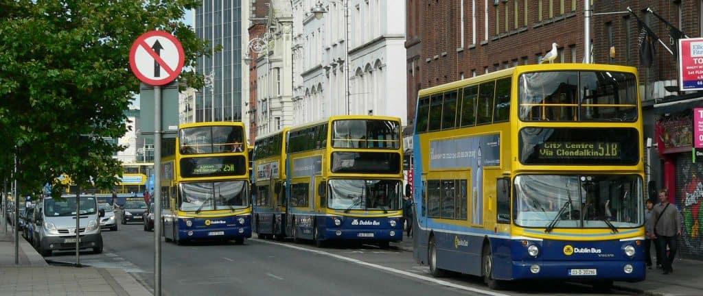 Wynajem autobusów i busów