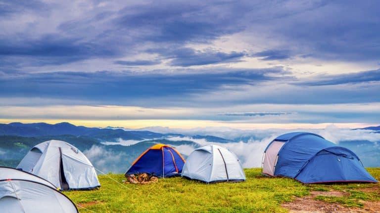 Namioty typu Fresh&Black to idealna propozycja na lato w terenie!