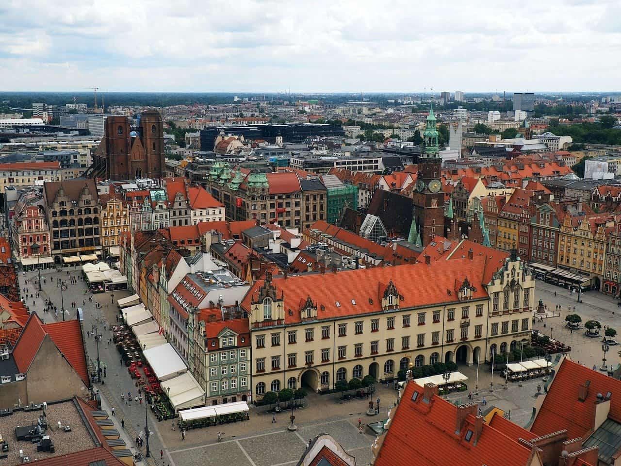 Gdzie najlepiej przenocować we Wrocławiu?