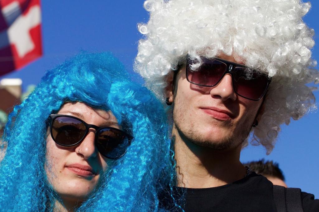 Odmień swój wygląd – peruka lekiem na całe zło